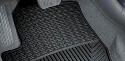 Dywaniki samochodowe z gumy są bardzo wytrzymałe
