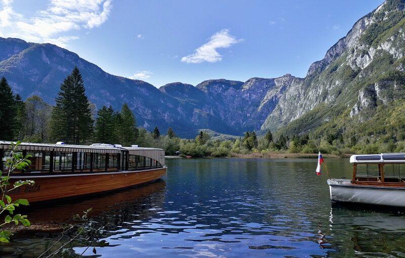 Jezioro Bohinj, Bohinj - Słowenia